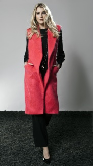 WESTE PINK AW15019